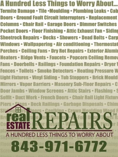 Real Estate repairs